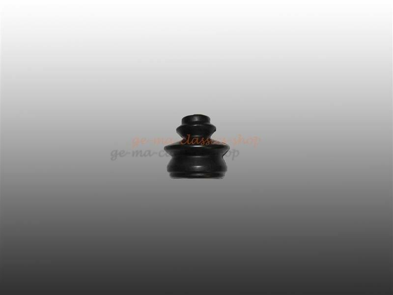 Schalthebelmanschette Käfer bis 57 Schwarz