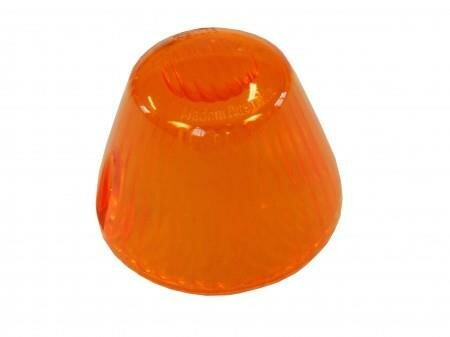 Blinkerglas Typ3 spitz orange Warzenblinker bis 69