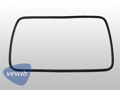 VW Golf 1 Heckscheibendichtung für Chromleiste OE...