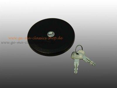 Tankdeckel mit Schlüssel für VW Bus T3 BJ 80-91...