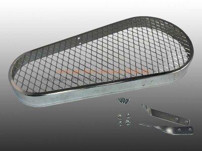 Chrom Keilriemenabdeckung Netzform VW Buggy Trike Typ1...