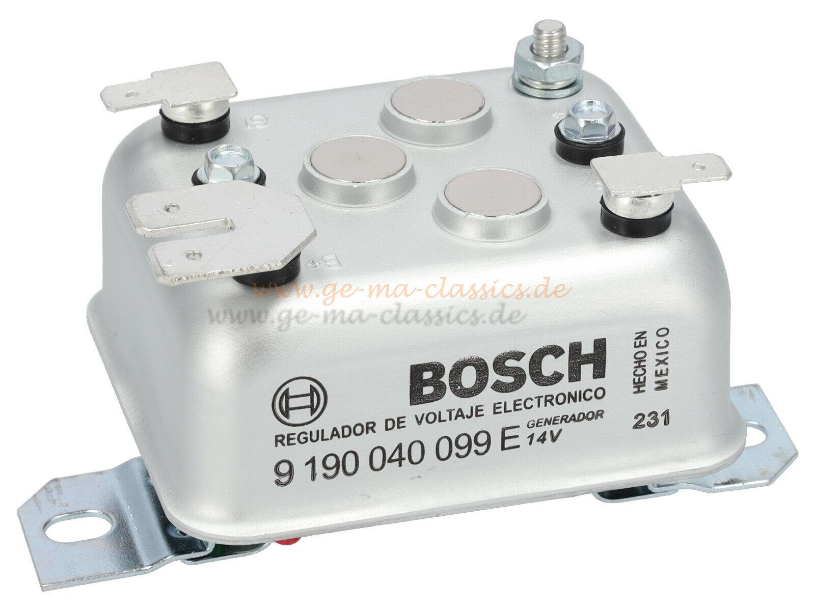 Lichtmaschinenregler Regler Lichtmaschine Spannungsregler 12V Bosch für VW Käfer