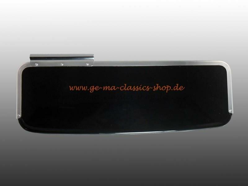 Sonnenblende Rechts Käfer Plexiglas bis 59