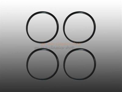 Beauty Rings Felgenzierringe für Radkappe 5-Loch...
