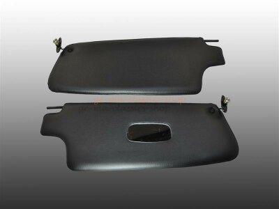 Sonnenblenden Käfer-Cabrio 1303 schwarz