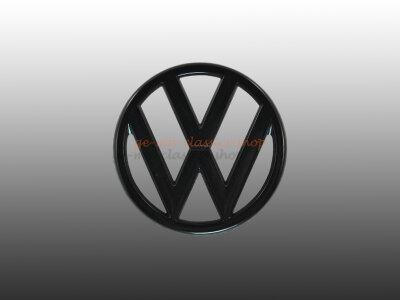 """"""" VW """" Emblem schwarz vorne für VW Bus T3..."""