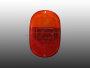 Rückleuchte Rücklichtglas Gelb / Orange Repro für VW Bus T1 T2a Typ 181