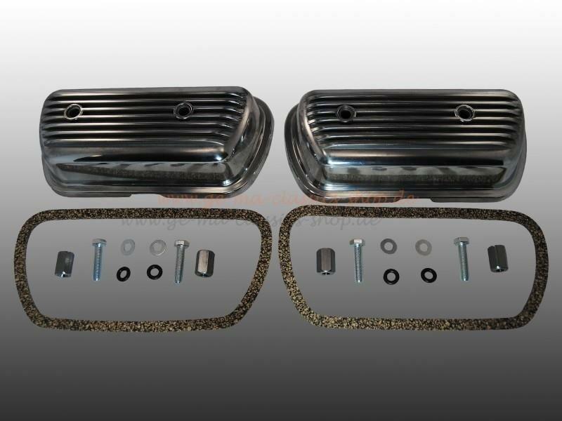 Ventildeckel alu für VW Käfer Bus Typ1 Tuning geschraubt