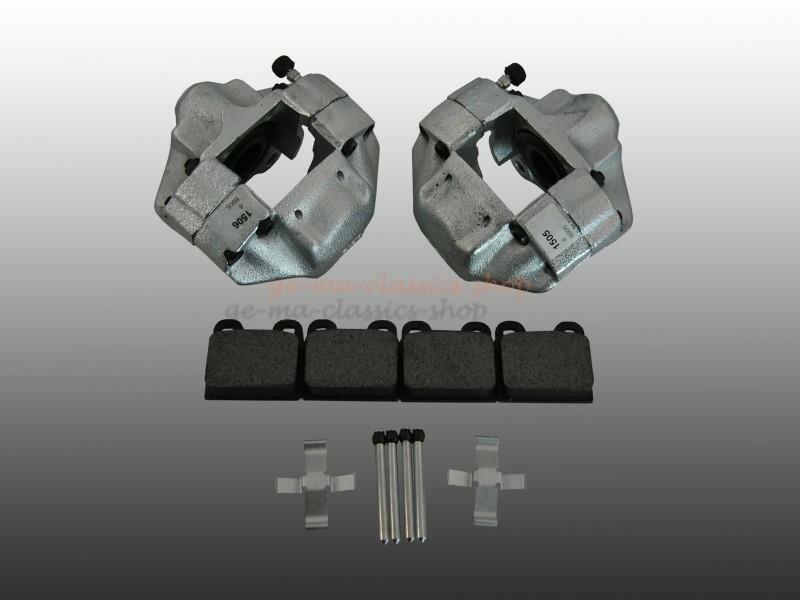 Bremssattel Paar für VW Käfer Karmann Typ3 42mm bis 70 Tuning