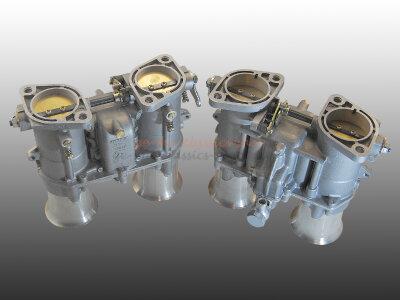 Weber 48 IDA 4/R Doppelvergaser Paar für VW...
