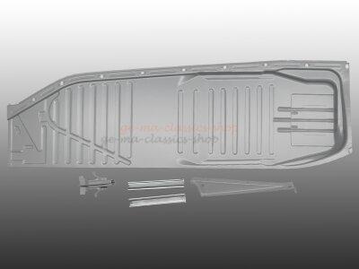 Bodenplatte Bodenhälfte für VW Käfer 1303...