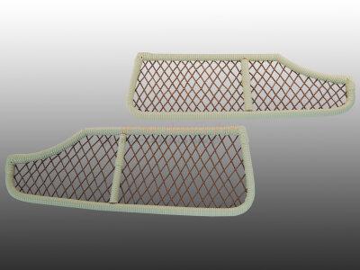 Bambusablage unter Armaturenbrett für VW Bus T2 top...