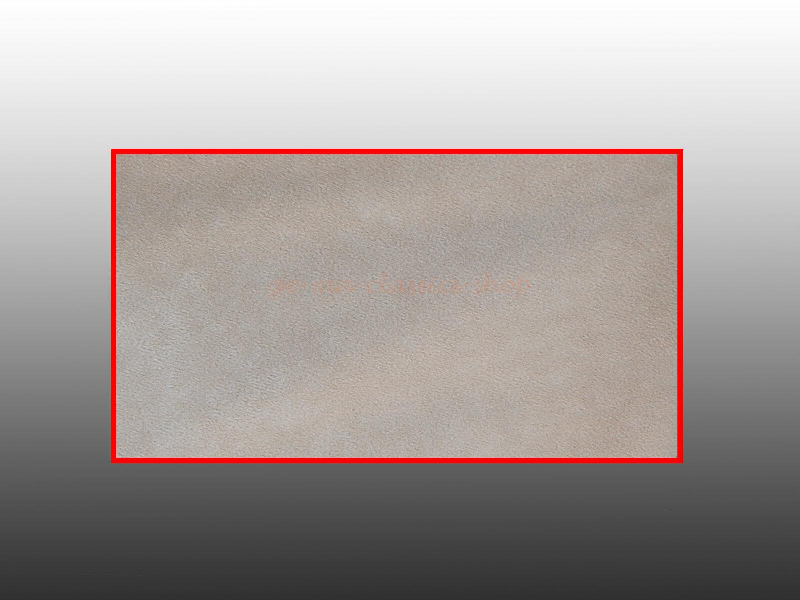 Innenhimmel Faltdach-Käfer 56-57 Velours-Stoff Beige
