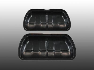 Ventildeckel Paar für VW Käfer 30PS Typ1...