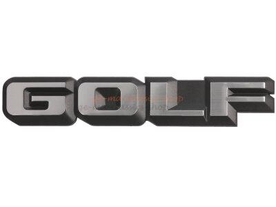 """""""Golf"""" Schriftzug Emblem für VW Golf 2..."""