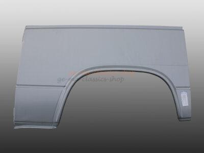 Radkastenblech Seitenteil hinten links für VW T3...