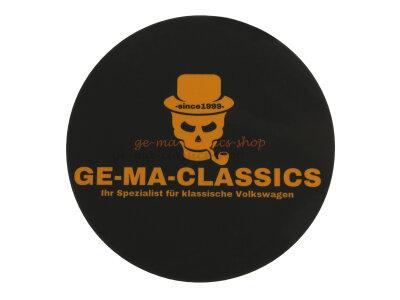 """""""Ge.-Ma.-Classics"""" Aufkleber Sticker rund mit..."""