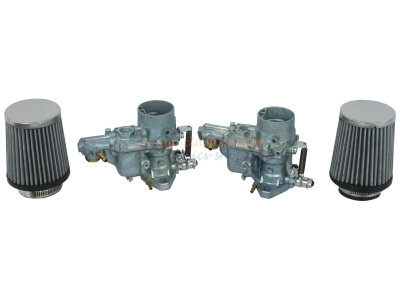 Doppel-/ Zweifachvergaseranlage EPC 34...