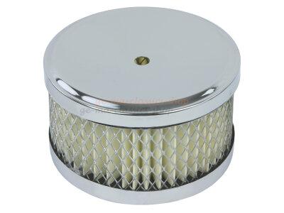 Luftfilter Mini chrom EMPI für Standard VW Typ1...
