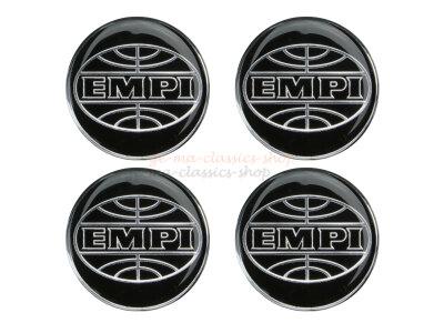 Klebe Emblem Satz mit EMPI Logo für Radkappen...