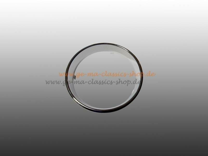 Tacho-Ring Käfer ab 58 Chrom