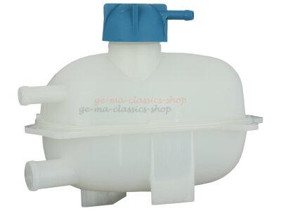 Ausgleichsbehälter für Kühlmittel mit Verschlussdeckel für VW Bus T3 ab BJ 8/85
