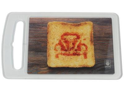 Frühstücksbrettchen mit VW Käfer Motiv...