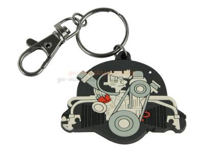 Schlüsselanhänger mit Käfermotor...