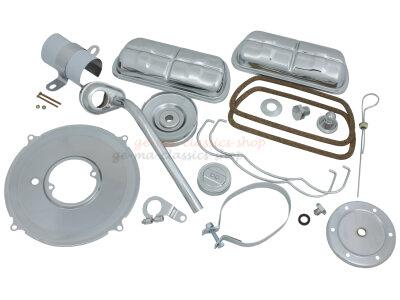 Motorchromsatz für Typ1 ab 34PS 12V DELUXE Dress Up Kit