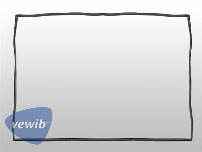 Schiebetürdichtung für VW Bus Bulli T2 68-79 Links Original