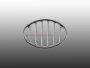 Hupenziergitter Käfer Ovali ab Bj 53 Chrom Qualität