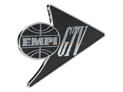 EMPI GTV Emblem für VW Käfer Chrom