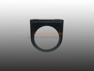 Instrumentenhalter schwarz 1-Loch