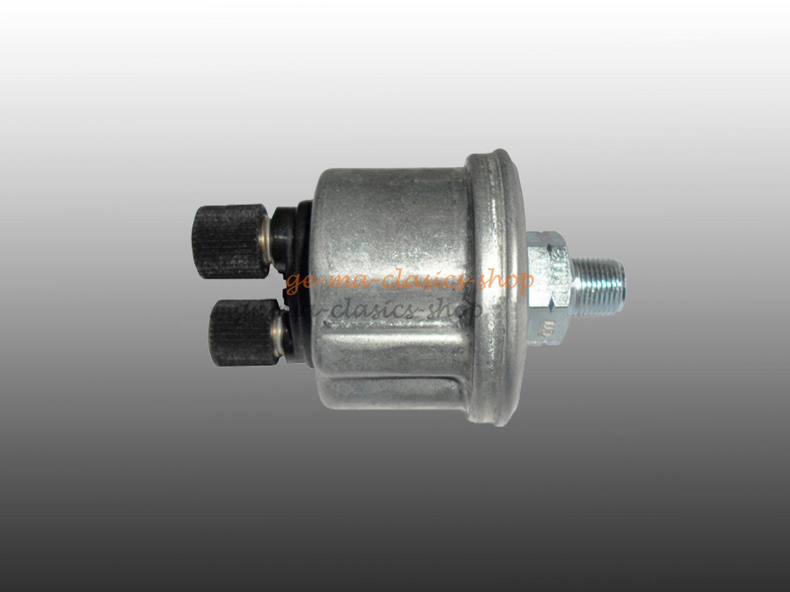 VDO Öldruckgeber mit Warnlichtschalter 0-5 Bar