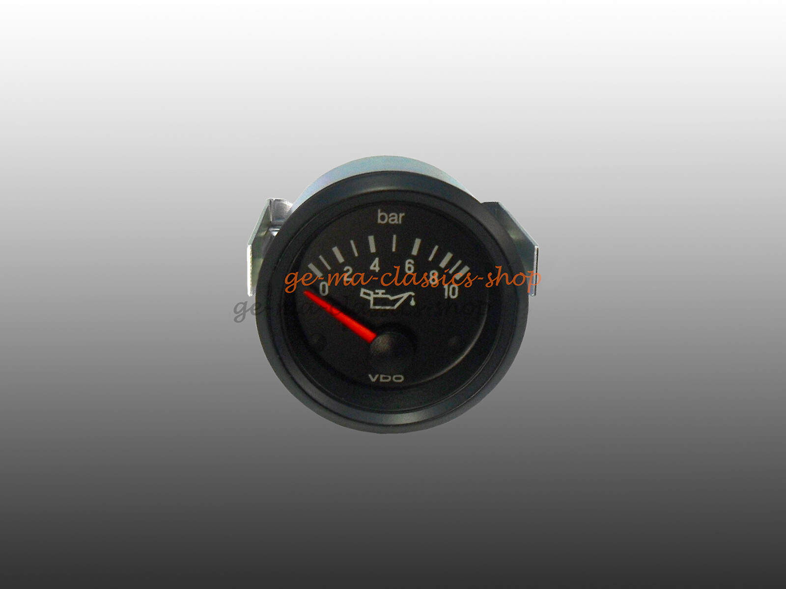 VDO Öldruck Anzeige 0-10 Bar 52mm