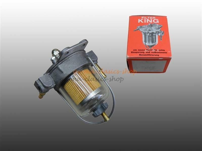 Filter KING Benzinfilter Original