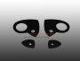 Türgriff Unterlage Dichtung Satz bis BJ 67 für VW Karmann Ghia