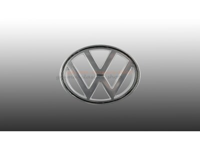 Emblem Zeichen Fronthaube für VW Käfer ab 64...