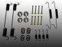 Anbau-Satz Bremsbacken für VW Bus T2 ab 73 Hinten