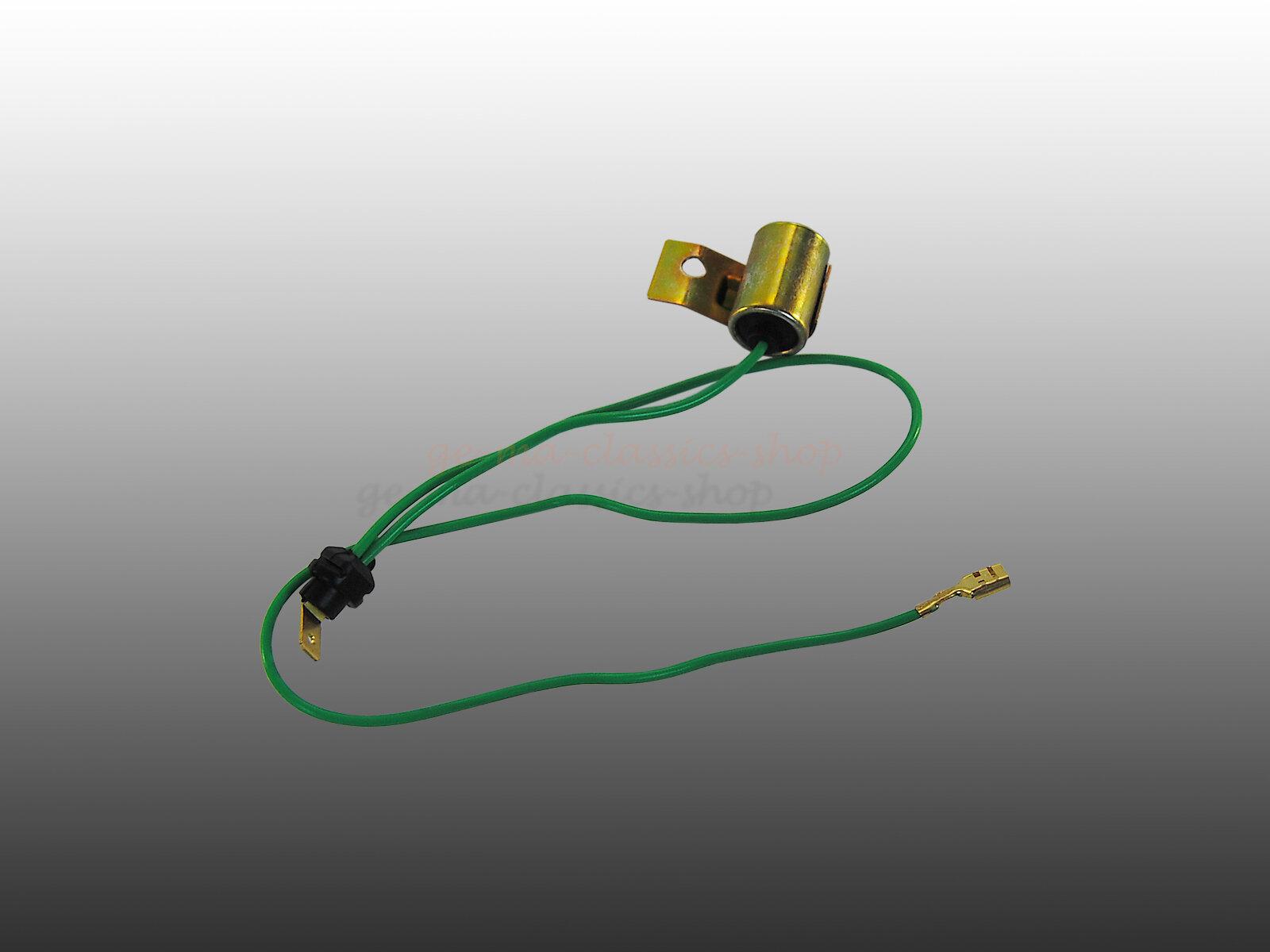 Kondensator für VW Typ1 ab Bj 73 & Typ2 ab Bj 74