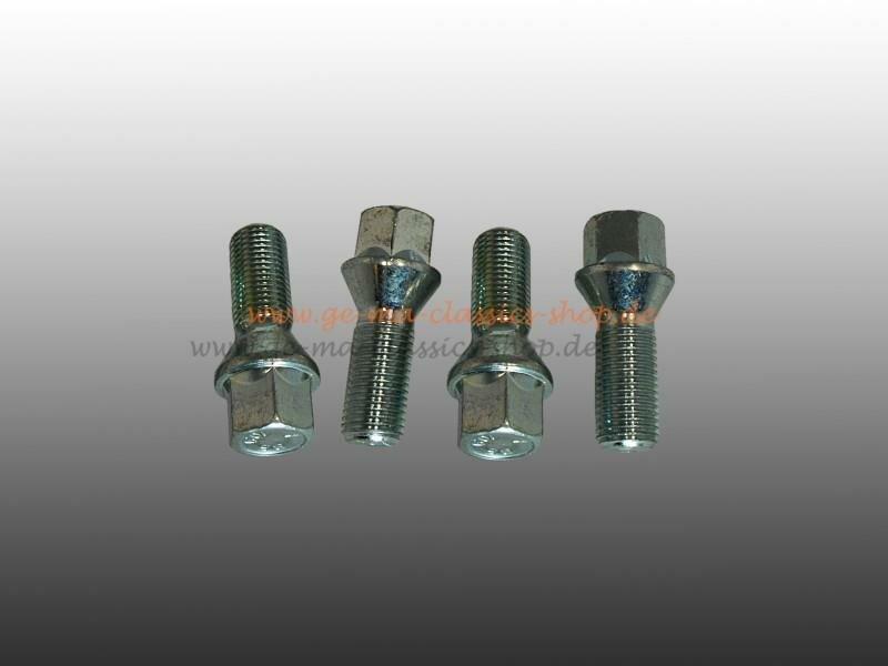 Radschrauben Kegelbund EMPI 8-Spoke Felge 4 Stück