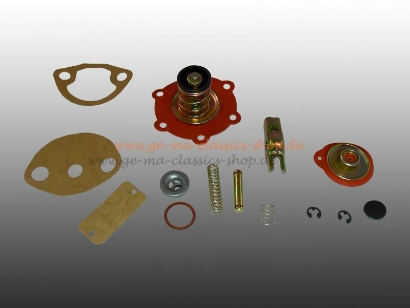 Reparatur-Satz Benzinpumpe für VW Käfer Karmann ab 65