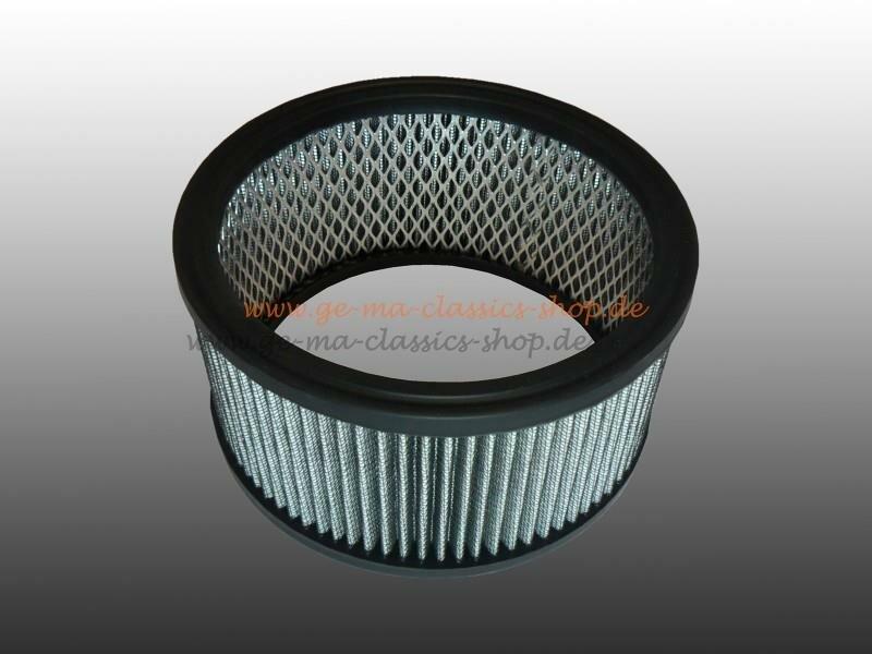 Luftfiltereinsatz Oval für VW Käfer