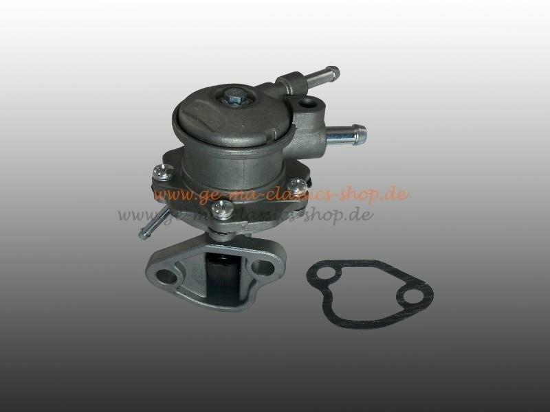 Benzinpumpe für Typ4 Motor VW Bus T2 72-79