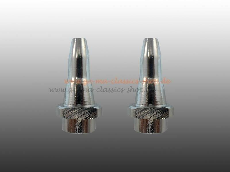 1 Paar Verschlusszapfen für Verdeck Käfer Cabrio Bj 68-72