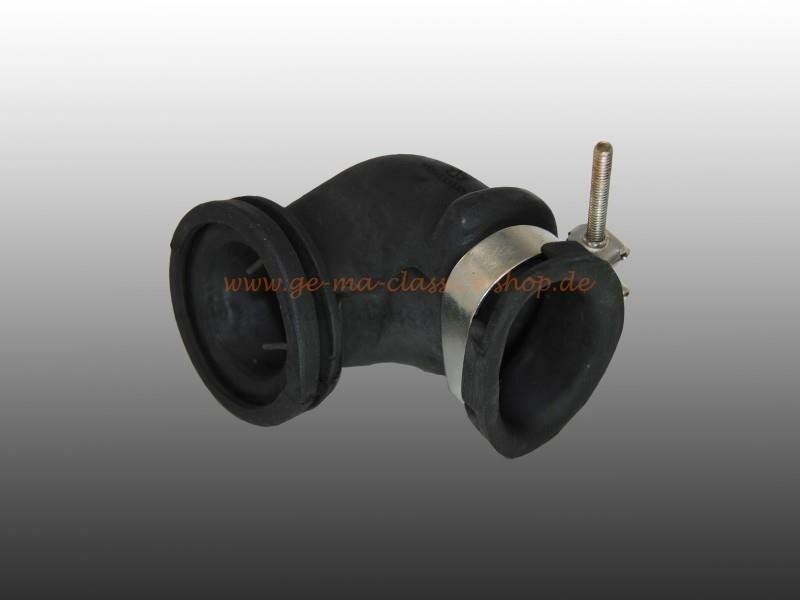 Belüftungsschlauch LiMa Typ4 Motor 55 Ampere