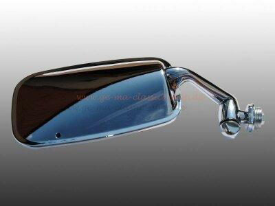 Cabrio Außenspiegel rechts ab Bj 68 Edelstahl