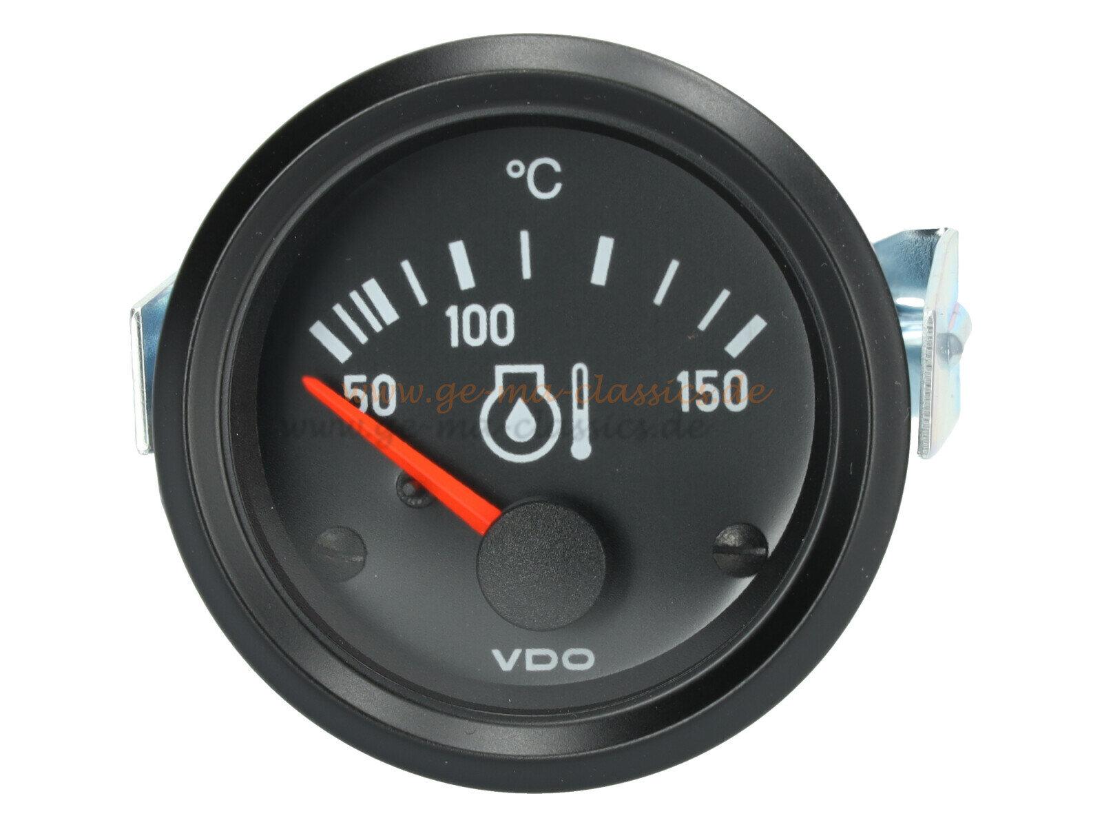 VDO Öltemperatur Anzeige 52mm