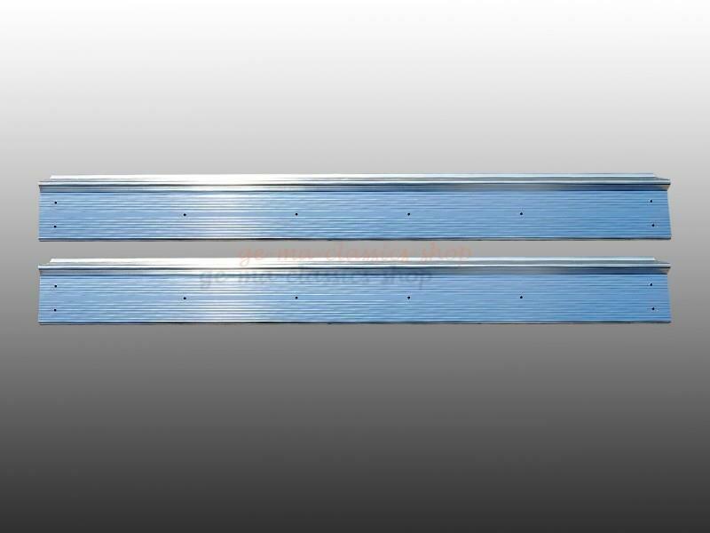 Einstiegsleisten Aluminium Karmann Ghia ab 65