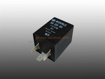 Blinkerrelais elektronisch 12 Volt 2/4 x 21W